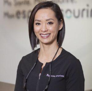 Dre Katherine Nguyen dentiste à Chomedey