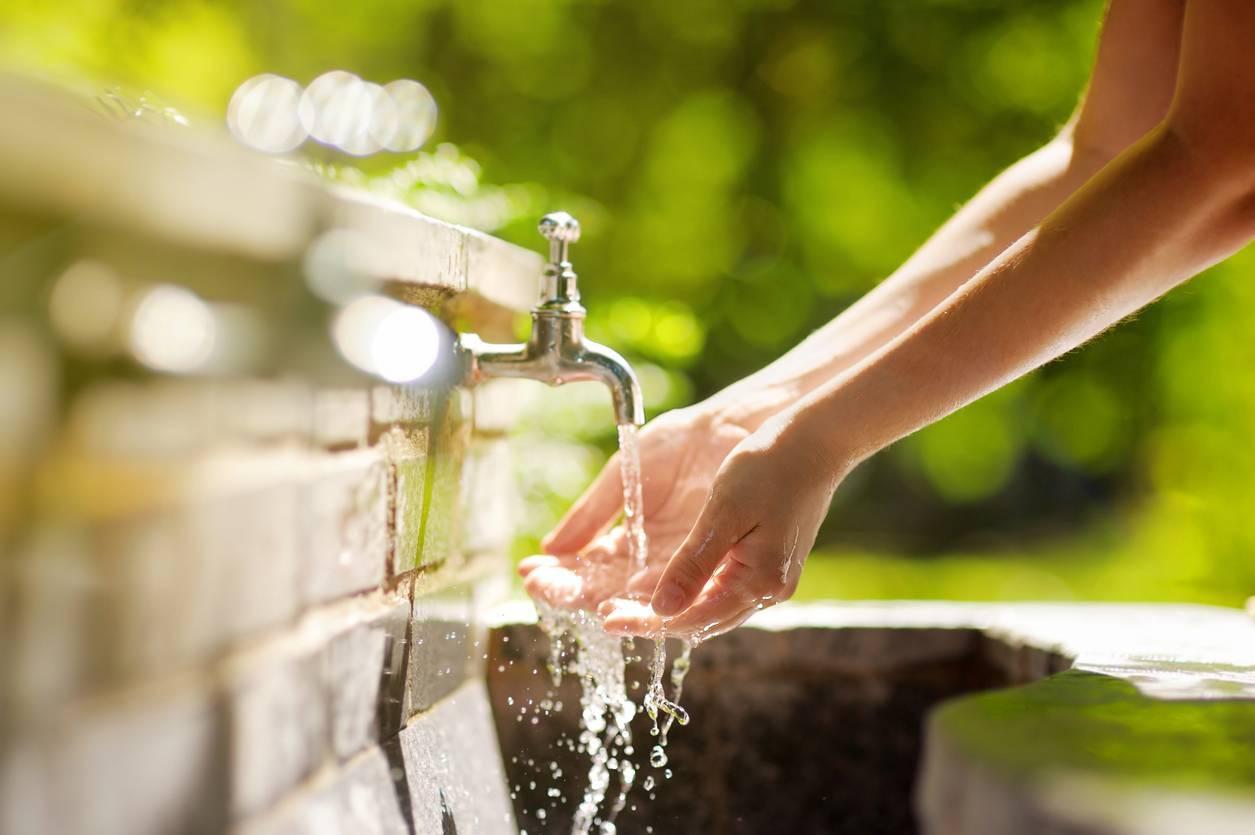 adoucisseur d'eau pour traiter l'eau calcaire